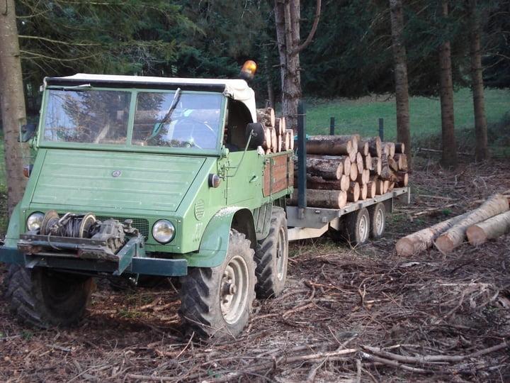 Avis remorque 4 roues  540