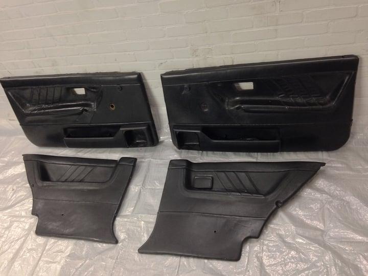 Golf rallye interieur te koop auto onderdelen for Auto onderdelen interieur