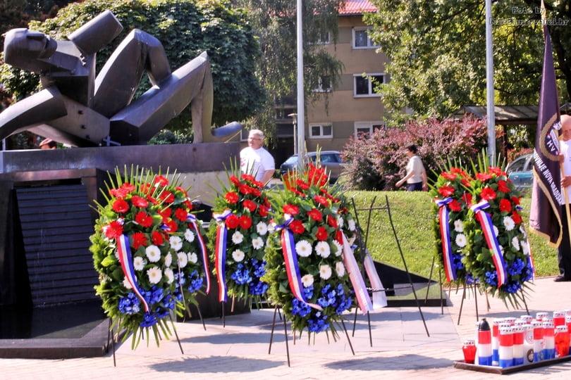 Dostojanstveno i ponosno obilježen Dan pobjede i domovinske zahvalnosti, Dan hrvatskih branitelja i 23-a obljetnica VRO