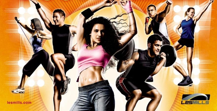 Fitness Groepsles aanbieders