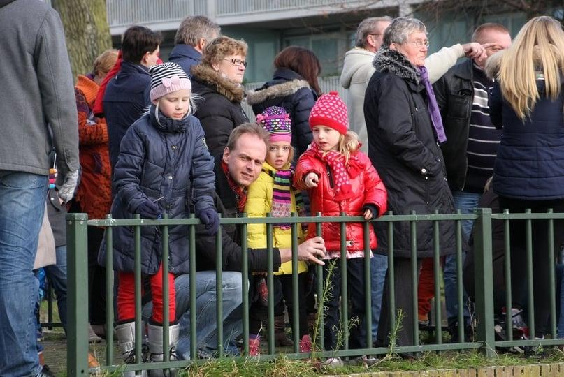 Kijken bij Sinterklaas