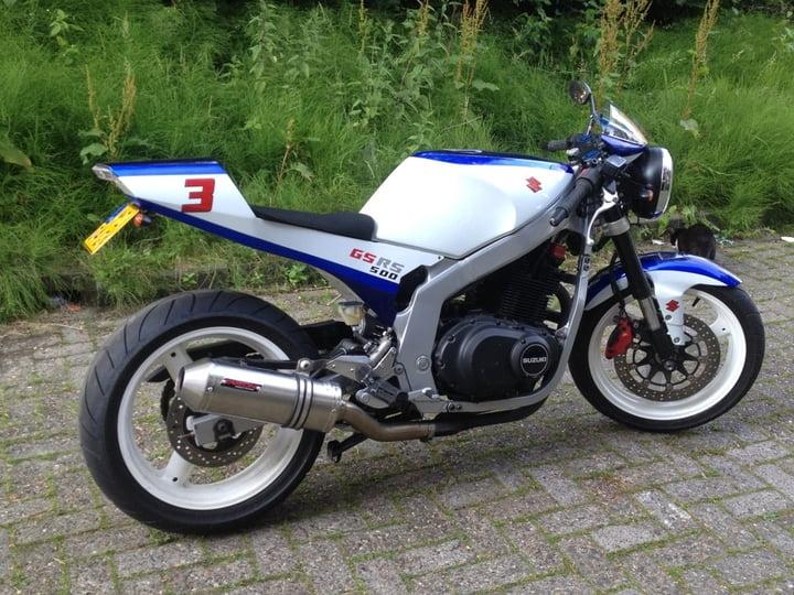 Suzuki GS500 topic #23 - Laat de nazomer maar komen