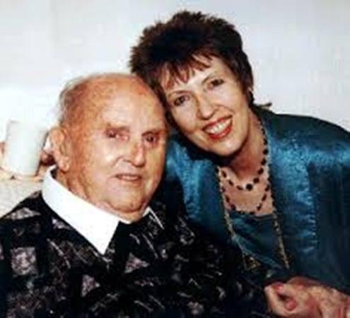 Colonel Tom Parker & Loanne Miller