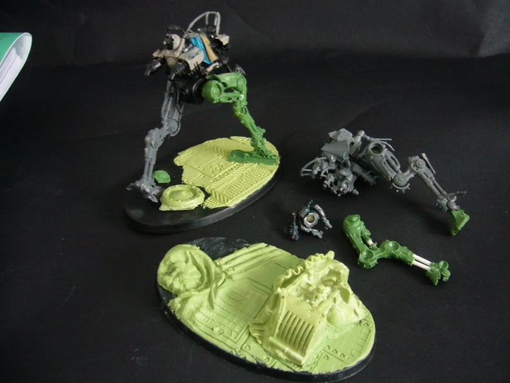 Dark Mechanicus 540