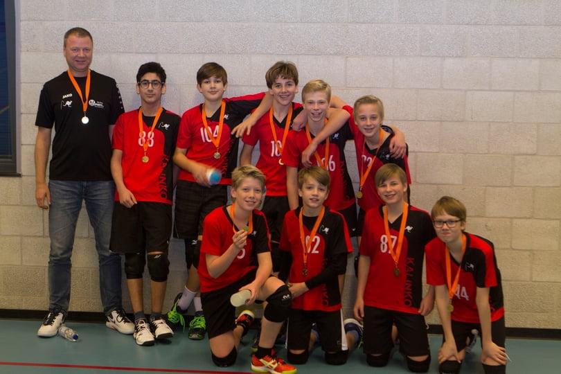 Herfstkampioenen Jongens C1