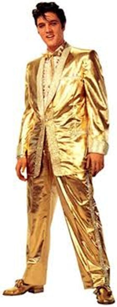 Het Gouden Lamé Pak