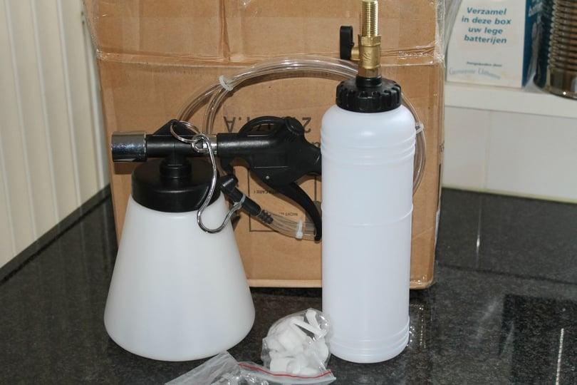 Vacuum remontluchter