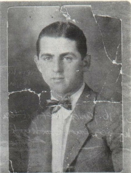 Oude foto van Colonel Tom Parker